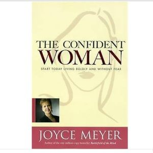 2/$25 The Confident Woman..Boldly and Without Fear